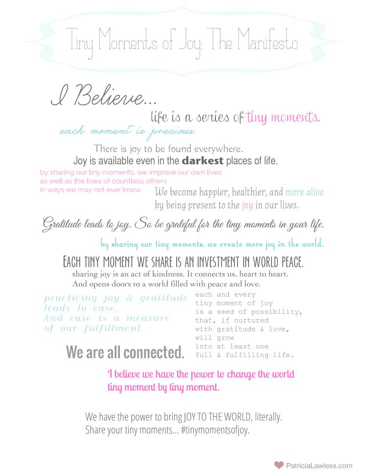 tinymomentsofjoy-manifesto